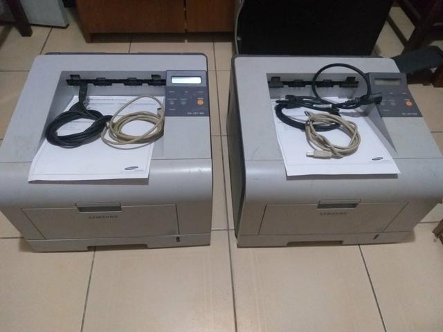 2 (duas) Impressora Laser Monocromática 110V - Foto 2
