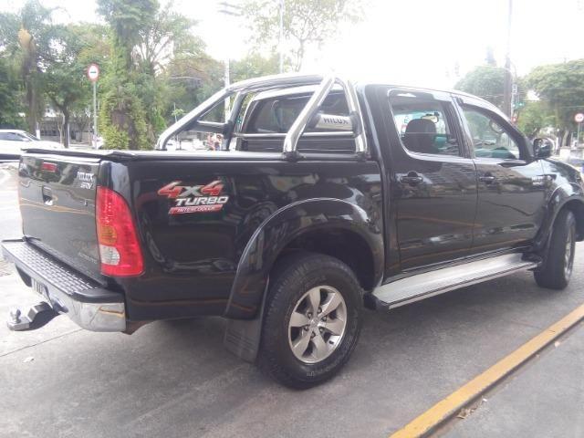 Hilux 2009 srv 3.0 4x4 aut. Diesel,Exc.estado, pneus novos e km bx