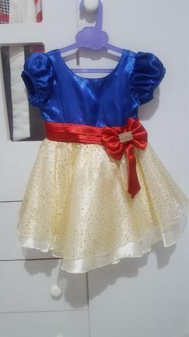 Lote vestidos de festa 1 a 2 anos. - Foto 4