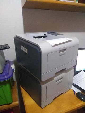 2 (duas) Impressora Laser Monocromática 110V - Foto 4