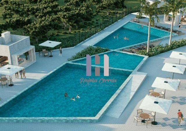 Apartamento com 2 dormitórios à venda, 48 m² por R$ 148.000 - Pium (Distrito Litoral) - Pa - Foto 11