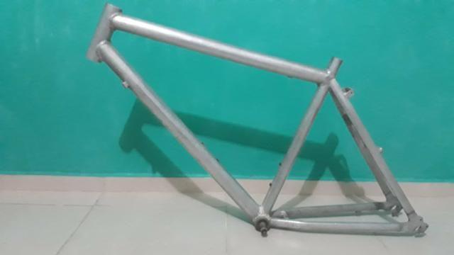 Quadro de alumínio aro 24 - Foto 2