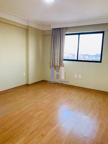 Apartamento com 3 dormitórios para alugar, 101 m² por r$ 2.800,00 - alecrim - natal/rn - Foto 7