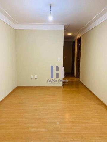 Apartamento com 3 dormitórios para alugar, 101 m² por r$ 2.800,00 - alecrim - natal/rn - Foto 2