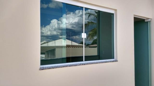 Vendo lindo duplex Novo com 3 quartos e com 2 suítes e acabamento diferenciado - Foto 12