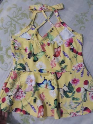 Vendo blusinha usada apenas uma vez - Foto 2