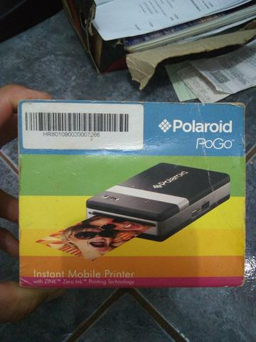 Impressora Portátil de Foto USB/Bluetooth
