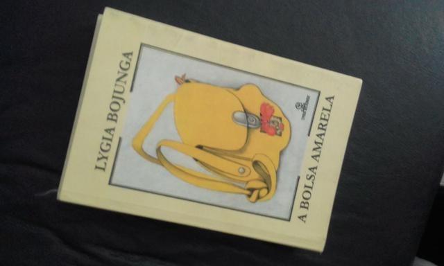 Livros A Bolsa Amarela e Corda Bamba, de Lygia Bojunga. Editora Casa Lygia Bojunga
