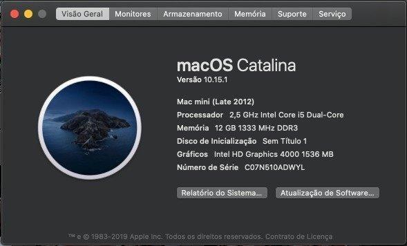 MacMini 2012 i5 2,5ghz - Foto 2
