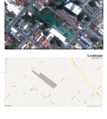 Terreno no Centro de Cuiabá 3400 m2