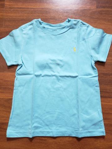 Promoção Camisetas Infantis Polo Ralph Originais - Foto 4