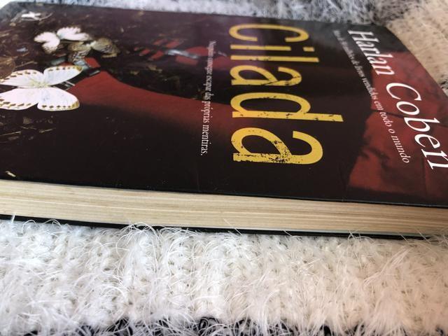 Livro: Cilada - Harlan Coben - Foto 2