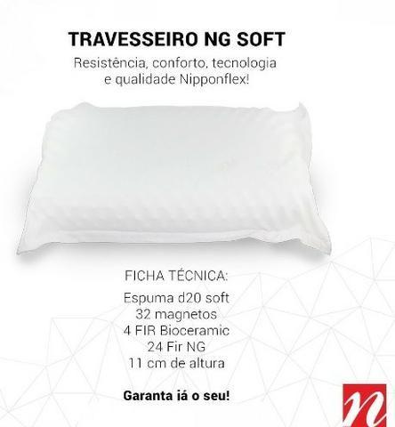 Travesseiro Magnetico Soft NOVO