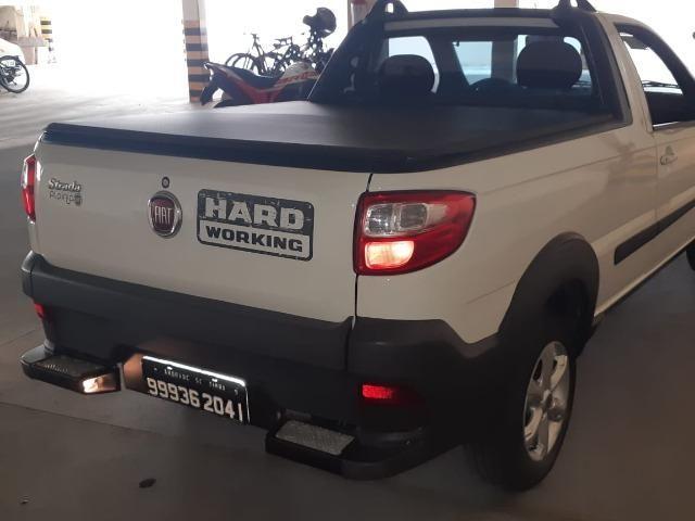 Fiat Strada Hard Working CS Fire Flex 1.4 08 Válvulas 2019 - Foto 15