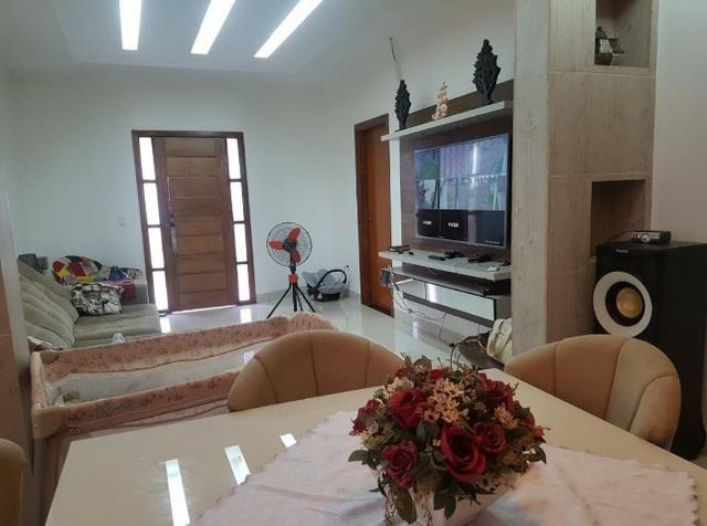 Linda Casa com Piscina Vila Palmira Próximo Colégio Militar - Foto 13