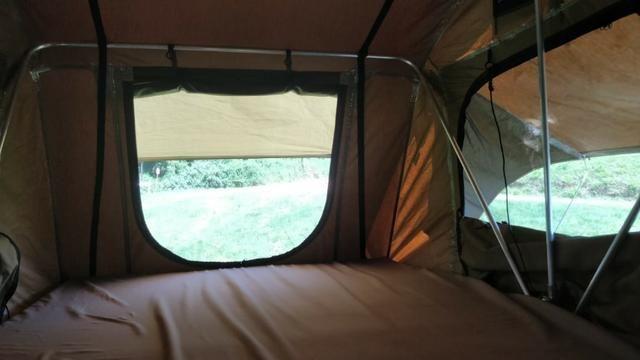 Barraca de teto automotiva Thatu - Foto 10