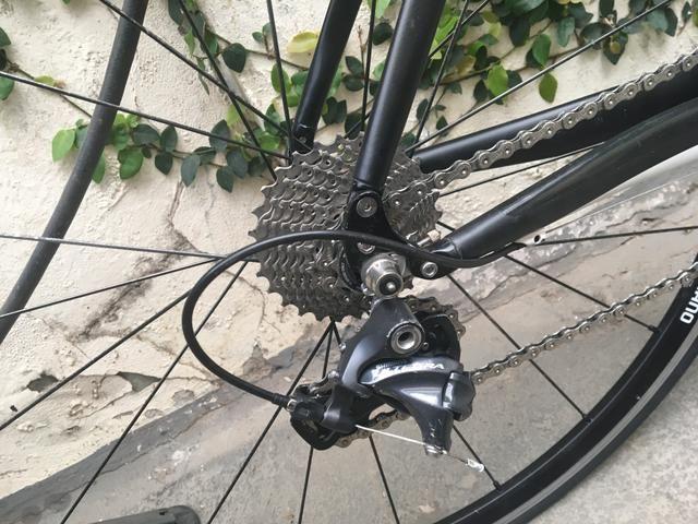 Quintana Roo Kilo - Ultegra 11v (bicicleta triathlon tt) - Foto 4