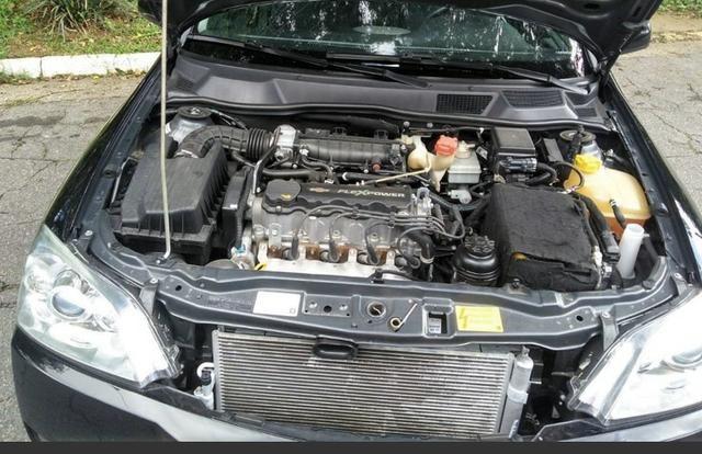 Chevrolet astra hatch advantage 2.0 8v 4p - Foto 4