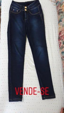 Jaleco e calça jeans ckz - Foto 3