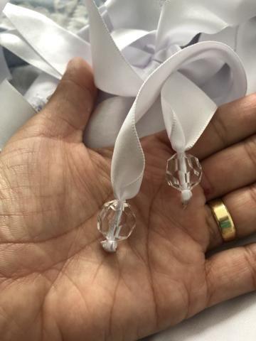 Hobbys noiva e mãe cetim com renda - Foto 3