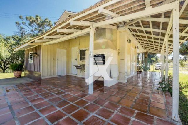Chácara com 1 dormitório à venda, 60500 m² por r$ 599.000,00 - centro - colombo/pr - Foto 14