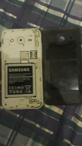 Vendo celular j2 R$ 230 - Foto 2