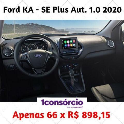 Ford KA Se/Se Aut. 1.0 2020 - Foto 4