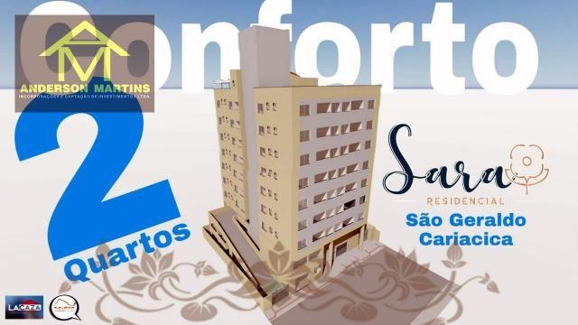 Apartamento à venda com 2 dormitórios em São geraldo, Cariacica cod:14888 - Foto 6