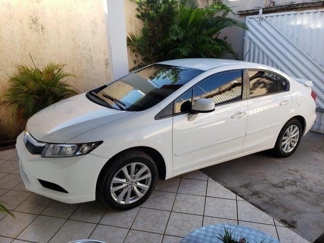Honda Civic LXS 14/15 - Foto 8