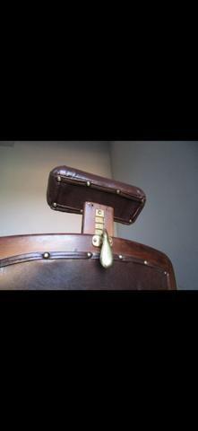 Cadeira de barbeiro vintage - Foto 6