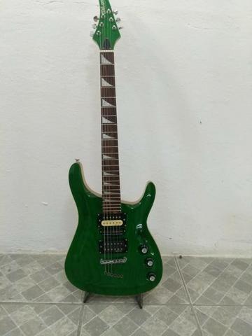 Campos RJ - Oportunidade - Guitarra walczak Magna - - Foto 3