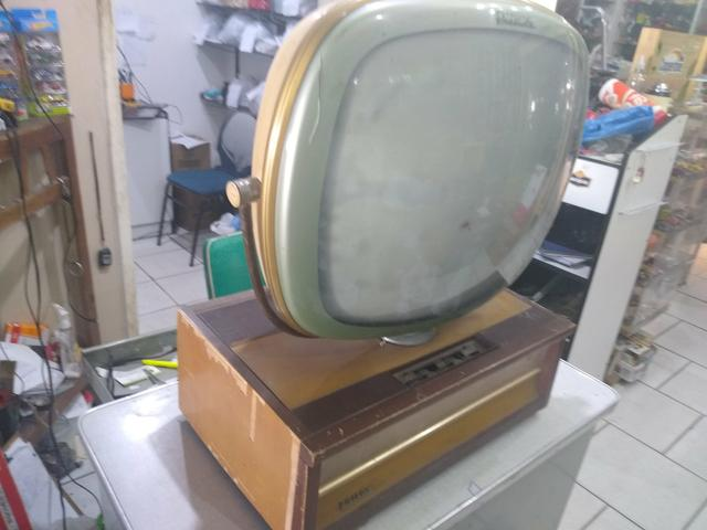 Tv prédica de 1958 R$2.500 - Foto 4