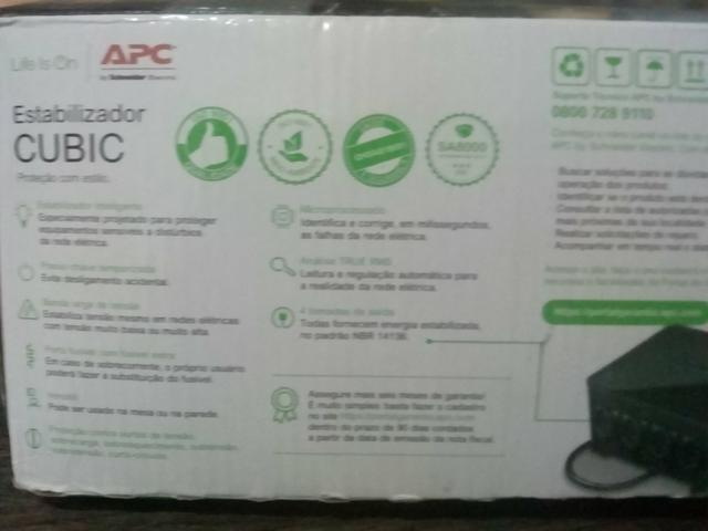 Estabilizador APC 300va - Foto 3