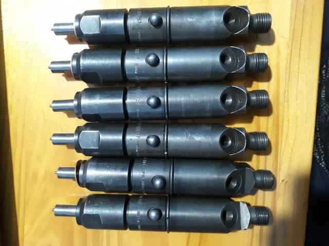 Porta Injetor Bosch *6 Kdel82p57 MB Om366 / Om 364