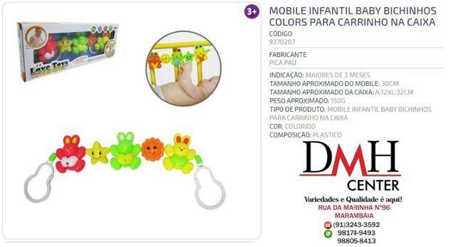 Mobile Infantil