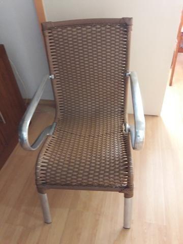 Cadeira para varandas e quintais