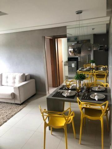 Apartamento 2qts 1suite 1vaga, alto padrao, lazer, prox shopping Buriti, ac financiamento - Foto 19
