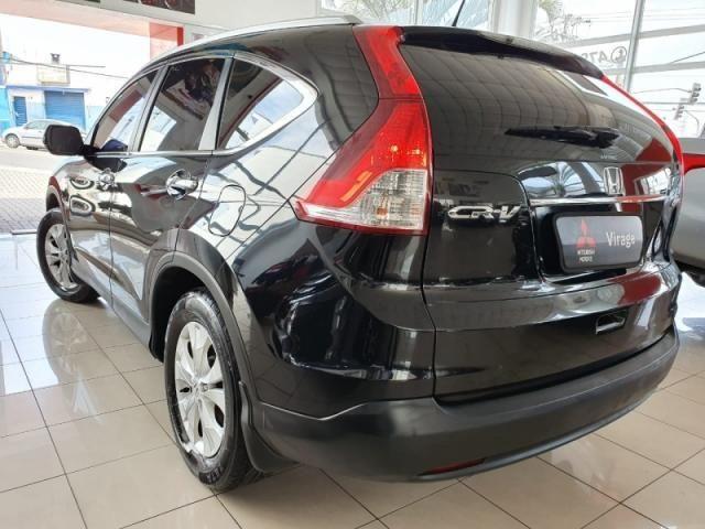 HONDA  CRV 2.0 EXL 4X4 16V GASOLINA 4P 2012 - Foto 9