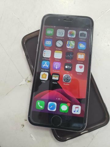 Vendo ou troco * iPhone 6s 128 gigas de memória - Foto 3