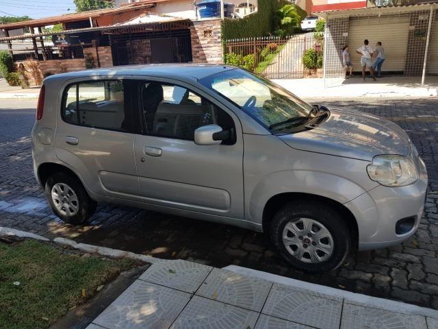 Uno vivace 1.0 10/11, em bom estado, com direção e sem ar, pneus novos, R$ 15.990,00 - Foto 4