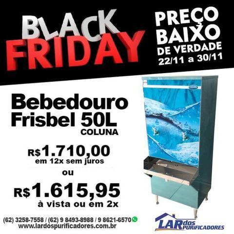 Bebedouro Industrial- Black Friday