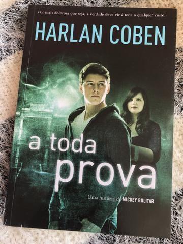 Livro: A toda prova - Harlan Coben