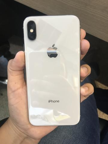 Vendo iPhone X 64g Seminovo - Foto 3