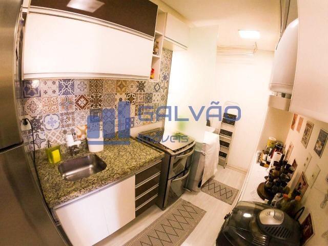 MR- Praças Reservas, apartamento 2Q com Suíte e Lazer Completo - Foto 2