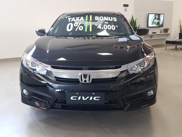 HONDA CIVIC 2019/2019 2.0 16V FLEXONE EXL 4P CVT