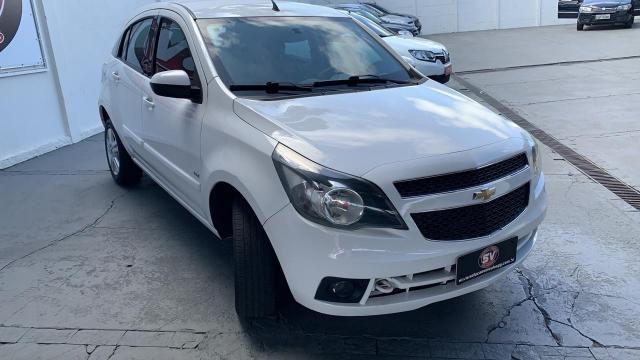 Chevrolet Agile LTZ 1.4 FLEX 4P - Foto 6