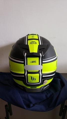 Capacete MT Helmets Tam 58 - Foto 4