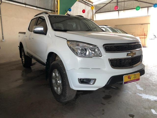 Vendo-chevrolet ltz aut. 4x4 (diesel),a mais nova do brasil
