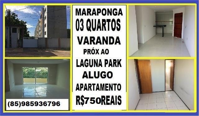 Apartamento Novo na maraponga com 3 quartos,ótima Localização - Foto 10