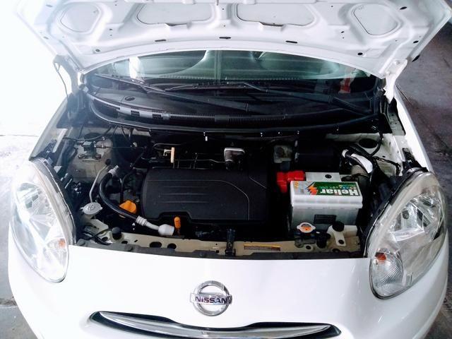 Nissan March 1.0 2012 (Impecável) Sem pegadinha!!! - Foto 7